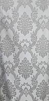 Шторная ткань Monika софт корона №4685(43/2610) дымчатый/серый