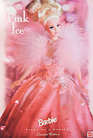 1996 Pink Ice Barbie 1st in Series Limited Edition