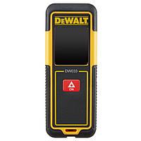 Лазерный дальномер DeWalt DW033