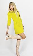 Платье с перфорацией Прима 4 цвета р 42,44,46, фото 1