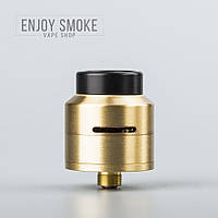 Дрип-атомайзер Goon LP RDA with POM Drip Tip (Clone) - латунный