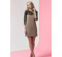 Женское платье с сеткой в расцветках j-t32032633