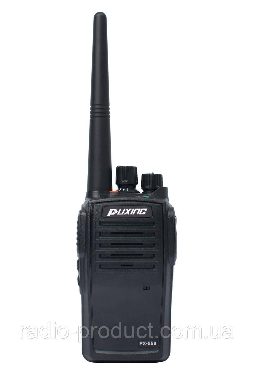 Puxing PX-558 UHF, IP67 радиостанция
