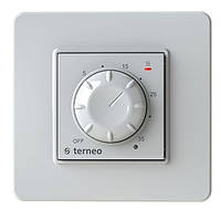 Терморегулятор для тёплого пола Terneo rol с датчиком температуры воздуха