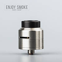Дрип-атомайзер Goon LP RDA with POM Drip Tip (Clone) - стальной