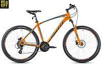 """Велосипед Spelli 27,5"""" SX-4700 650B 2017"""