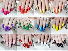 Краски для аэрографии на ногтях
