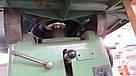 Фрезерный станок бу Giben по дереву с наклоняемым столом1995г., фото 6