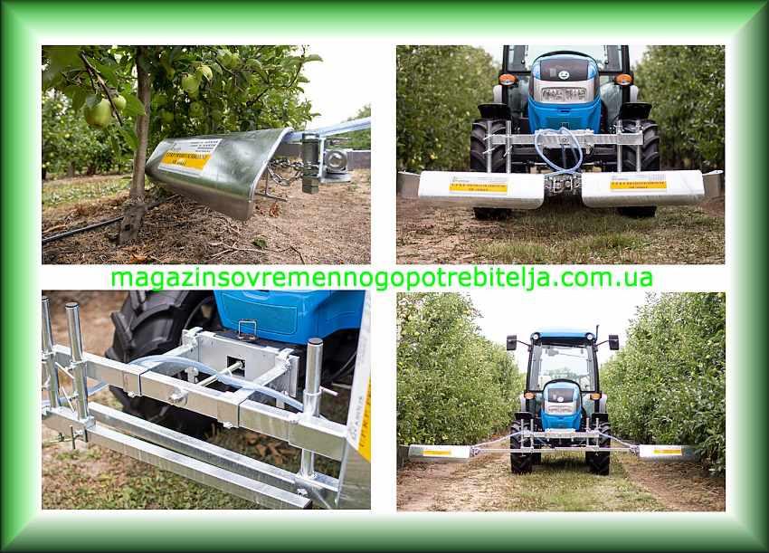 Садовый опрыскиватель гербицидный KROLIK BHz (2 форсунки)