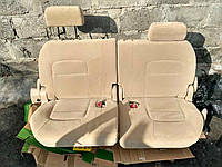 Задние сиденья третий ряд Toyota Land Cruiser 200