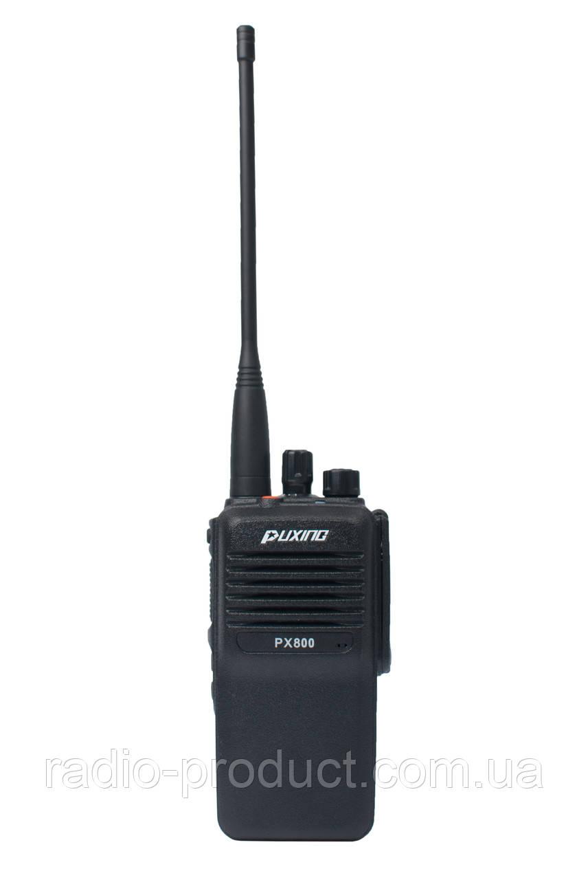 Puxing PX-800 VHF, IP67, DMR + Analog радиостанция