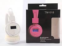 Bluetooth наушники TM-018 с дисплеем