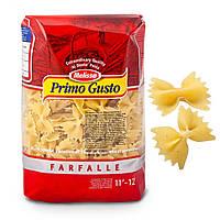 Primo Gusto Farfalle / Фарфалле, 500г, макароны из твердых сортов пшеницы, вермишель, бантики,Греция