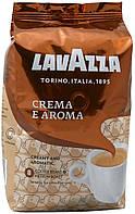 Кофе в зернах Lavazza Crema e Aroma (новая упаковка) (40% Арабика) 1 кг