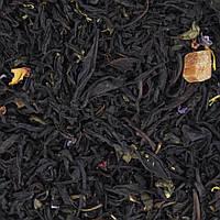 """Чай черный ароматизированный """"1003 Ночи""""с календулой, пионом"""