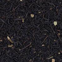 Чай черный Зимняя вишня с кусочками вишни, лепестками сафлора, василька