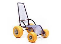 Пляжная инвалидная коляска Progeo ONDA, фото 1