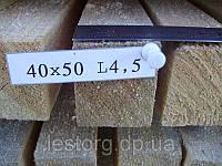 Рейка 40х50х4500, фото 1