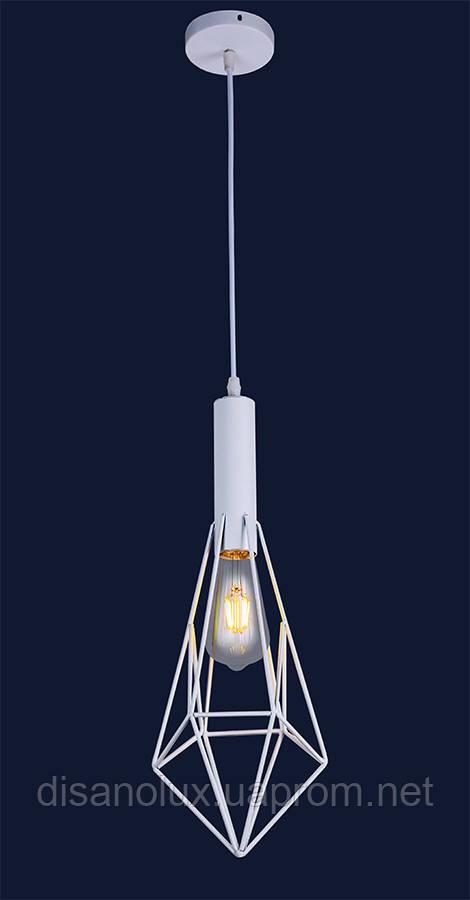 Светильник LOFT  7521204-1 WH