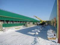 Производство ангаров и животноводческих комплексов