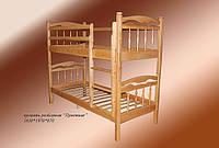 """Кровать двухъярусная деревянная  """"Престиж"""""""