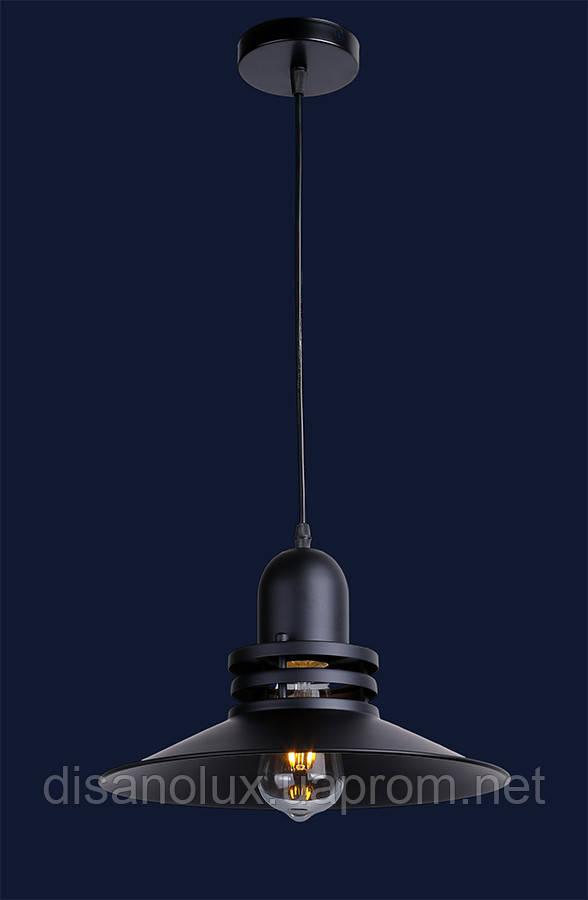 Светильник LOFT   7529070-1 BK