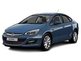 Opel Astra J 2009-2015