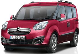 Opel Combo D 2011-