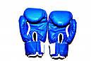Перчатки боксерские Лев, фото 2