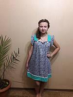 Женская ночная сорочка 50