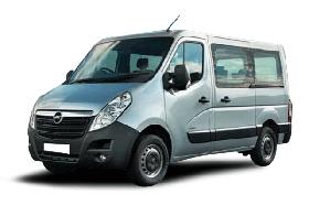 Opel Movano II 2010-