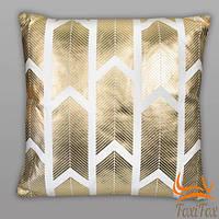 Оригинальная декоративная подушка Luxury Gold