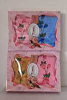 Комплект подарочный полотенце лицевое №75 (уп. 2 шт.)