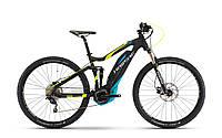 Велосипед Haibike SDURO FullNine 5.0 400Wh, 2017