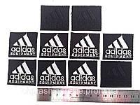 Аппликация Adidas, клеевая 10 шт. в упаковке
