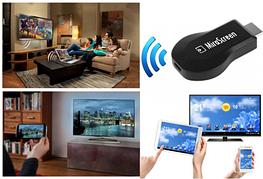 Беспроводной адаптер WI-FI MIRASCREEN Miracast Wireless Display, HDMI, сетевой адаптер