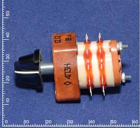 П2Г3-4П3Н Переключатель галетный