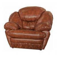 Кресло Магнат (Мадрас коричневый)