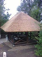 Камышовая кровля ( крыша )