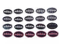 Аппликация клеевая, Adidas 20шт в упаковке