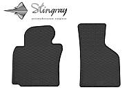 Коврики резиновые в салон Seat Leon II с 2005 передние (2шт) Stingray 1001012