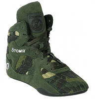 Кроссовки Otomix Stingray Bodybuilding & Wrestling Shoes M3000 camo
