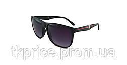 Мужские солнцезащитные очки матовые, фото 3