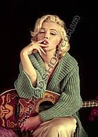 Картина 40х60см Мэрилин Монро Сигарета
