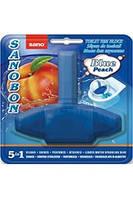 Подвесной блок для туалета SANOBON Персик, 55 гр.арт: 426964