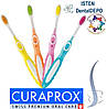 Зубная щетка детям 5 - 12 лет Sensitive Young  | Curaprox, Швейцария