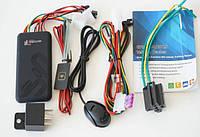 Автомобильный GPS GSM GPRS трeкер GT06