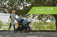 Детская прогулочная коляска Baby Jogger City Select Lux 2017