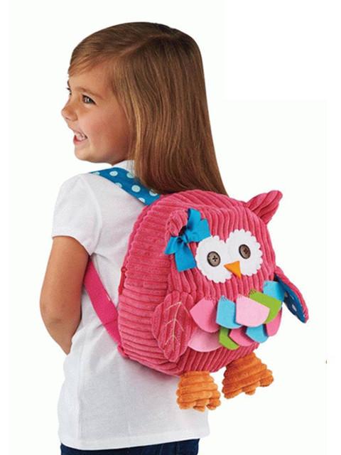 Детские рюкзаки и сумки от 2 до 6 лет