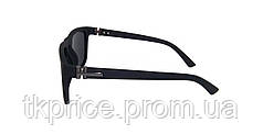 Мужские матовые  поляризационные солнцезащитные очки , фото 3